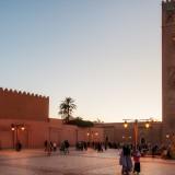 Mezquita Kutubia en Marrakesh