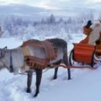 По следам Санта Клауса